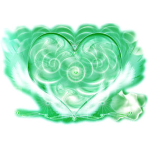 Emerald Heart Light